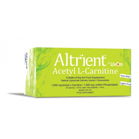 Altrient ALC - liposomales Acetyl L Carnitin